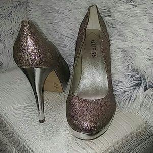 Shoes - GUESS high heel platform